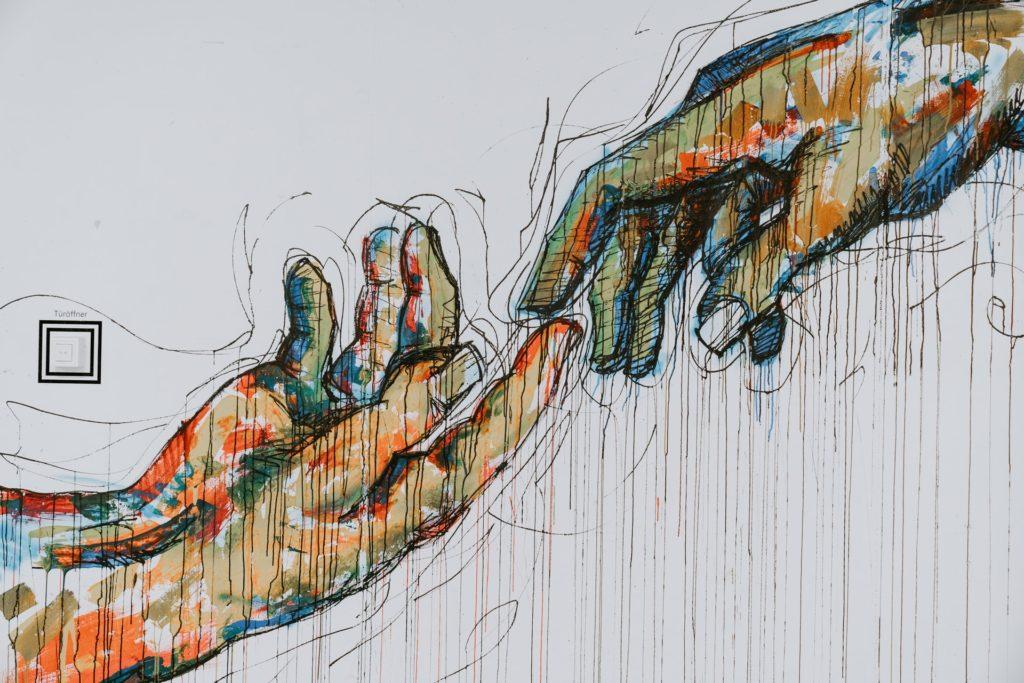 Quel est le sens du toucher dans la relation de soin ? en ligne